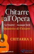 """Chitarre all'Opera"" - Chitarra 5"