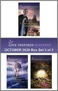 Harlequin Love Inspired Suspense October 2020 - Box Set 2 of 2
