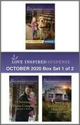 Harlequin Love Inspired Suspense October 2020 - Box Set 1 of 2