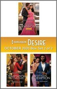 Harlequin Desire October 2020 - Box Set 2 of 2