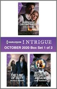 Harlequin Intrigue October 2020 - Box Set 1 of 2