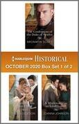 Harlequin Historical October 2020 - Box Set 1 of 2