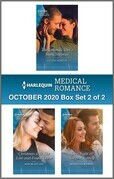 Harlequin Medical Romance October 2020 - Box Set 2 of 2