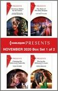 Harlequin Presents - November 2020 - Box Set 1 of 2