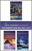 Harlequin Love Inspired Suspense November 2020 - Box Set 1 of 2