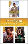 Harlequin Desire December 2020 - Box Set 1 of 2