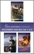 Harlequin Love Inspired Suspense December 2020 - Box Set 1 of 2