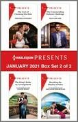Harlequin Presents - January 2021 - Box Set 2 of 2