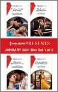 Harlequin Presents - January 2021 - Box Set 1 of 2