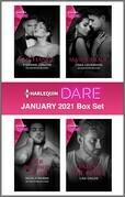 Harlequin Dare January 2021 Box Set