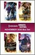 Harlequin Romantic Suspense November 2020 Box Set