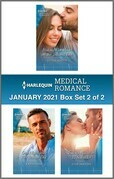 Harlequin Medical Romance January 2021 - Box Set 2 of 2