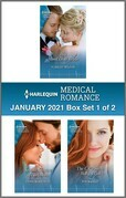 Harlequin Medical Romance January 2021 - Box Set 1 of 2