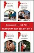 Harlequin Presents - February 2021 - Box Set 2 of 2