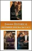Harlequin Historical December 2020 - Box Set 2 of 2