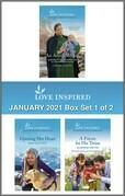 Harlequin Love Inspired January 2021 - Box Set 1 of 2