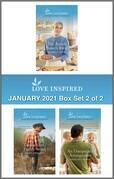 Harlequin Love Inspired January 2021 - Box Set 2 of 2