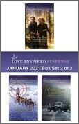 Harlequin Love Inspired Suspense January 2021 - Box Set 2 of 2