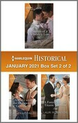 Harlequin Historical January 2021 - Box Set 2 of 2