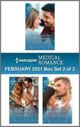 Harlequin Medical Romance February 2021 - Box Set 2 of 2