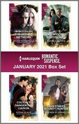 Harlequin Romantic Suspense January 2021 Box Set
