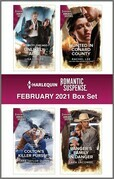 Harlequin Romantic Suspense February 2021 Box Set