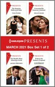 Harlequin Presents - March 2021 - Box Set 1 of 2