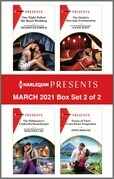 Harlequin Presents - March 2021 - Box Set 2 of 2