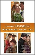 Harlequin Historical February 2021 - Box Set 1 of 2