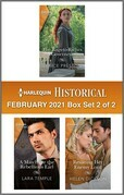 Harlequin Historical February 2021 - Box Set 2 of 2