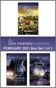 Harlequin Love Inspired Suspense February 2021 - Box Set 1 of 2