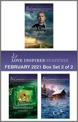Harlequin Love Inspired Suspense February 2021 - Box Set 2 of 2