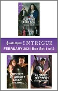 Harlequin Intrigue February 2021 - Box Set 1 of 2