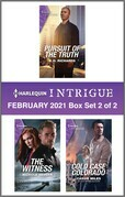 Harlequin Intrigue February 2021 - Box Set 2 of 2