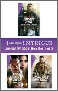 Harlequin Intrigue January 2021 - Box Set 1 of 2