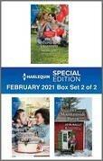Harlequin Special Edition February 2021 - Box Set 2 of 2