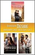 Harlequin Desire January 2021 - Box Set 1 of 2