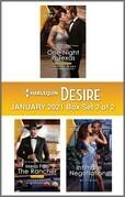 Harlequin Desire January 2021 - Box Set 2 of 2
