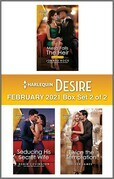 Harlequin Desire February 2021 - Box Set 2 of 2