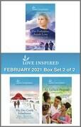 Harlequin Love Inspired February 2021 - Box Set 2 of 2