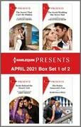 Harlequin Presents - April 2021 - Box Set 1 of 2