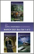 Harlequin Love Inspired Suspense March 2021 - Box Set 1 of 2