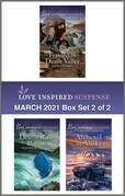 Harlequin Love Inspired Suspense March 2021 - Box Set 2 of 2