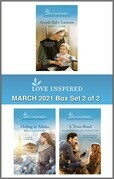 Harlequin Love Inspired March 2021 - Box Set 2 of 2
