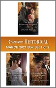Harlequin Historical March 2021 - Box Set 1 of 2