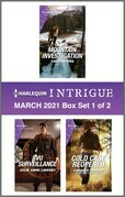 Harlequin Intrigue March 2021 - Box Set 1 of 2