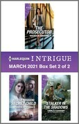 Harlequin Intrigue March 2021 - Box Set 2 of 2