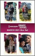 Harlequin Romantic Suspense March 2021 Box Set