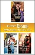 Harlequin Desire March 2021 - Box Set 1 of 2