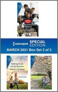 Harlequin Special Edition March 2021 - Box Set 2 of 2
